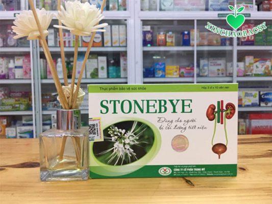 Stonebye có tốt không? – Giải pháp thảo dược giúp bài sỏi, ngừa viêm tiết niệu