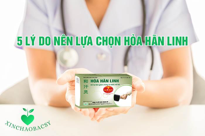 TPCN Hòa Hãn Linh – 5 lý do để tin chọn sản phẩm!
